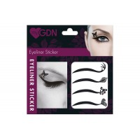 myGDN Eyeliner Sticker -...