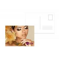 myGDN Postcard - golden fairy