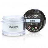 STUDIOMAX Acryl-Puder clear