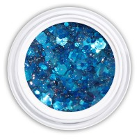Mermaid Glitter Gel Aquata 5ml